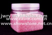 300G SCENTED BATH SALTS CONTAINER