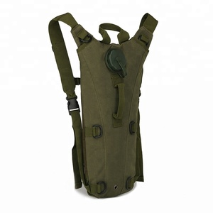 AOKALI Outdoor Cycling Sports Water Bag 3L Liner Wild Tactical Military Water Bladder Hydration Backpack