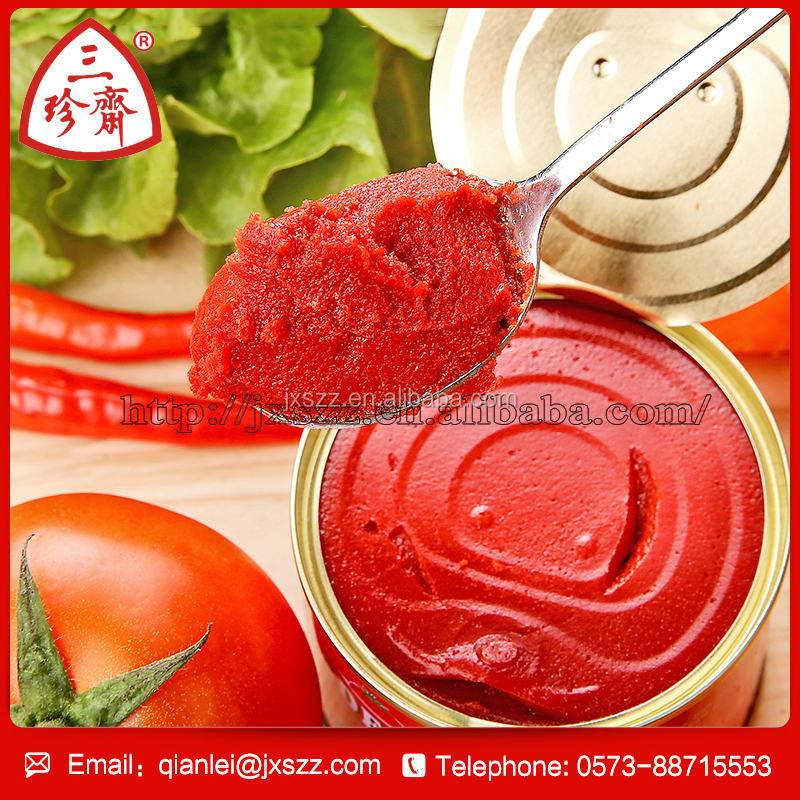 Top quality sweet ketchup italian tomato