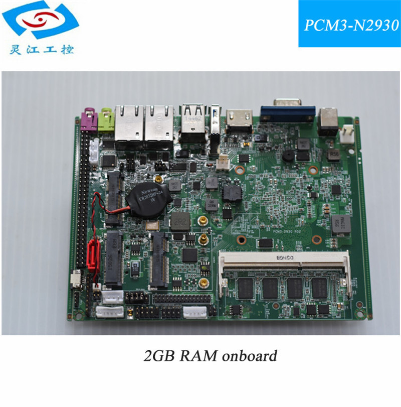 Best seller amd itx motherboard Cerelon bay trail J1900 CPU industrial motherboard support wifi and 3G