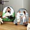 Sunmeta home decoration sublimation stone for wedding photos and family photos SH-02