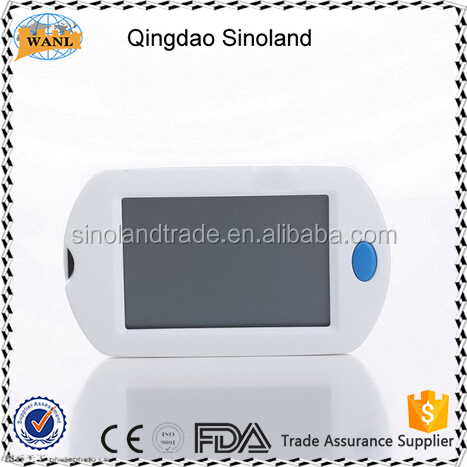 New Design High Quality one touch glucose meter