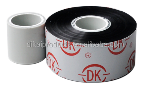 DG33500BKN 33mm Black 500 Meters WAX/RESIN Ribbons for TTO Printer