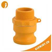 Type F water quick coupling,cam and grooved fittings /nylon camlock connector