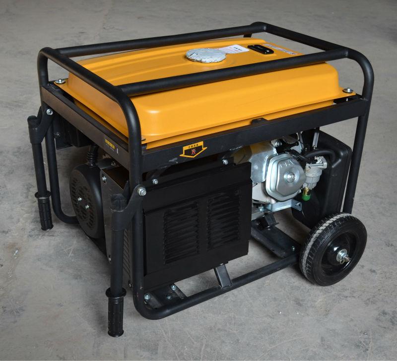 Trif sico 380 v arranque el ctrico 5kva honda generador - Generador electrico precios ...