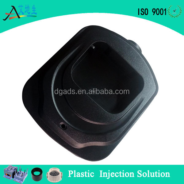 ABS electronic plastic box 3 plate injection mould products