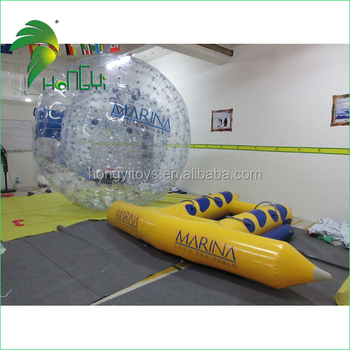 Newest Durable Exciting Cheap Inflatable Body Zorbing Balls for Kid & Adult