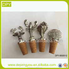 Custom Animal Series Wine Bottle Corks Stoppers