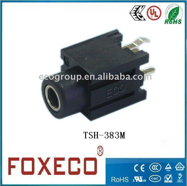 audio video multi phone jack connector