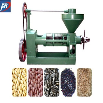 strong suction easy carring oil press machine