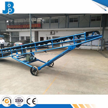 General industrial equipment belt conveyor mining track