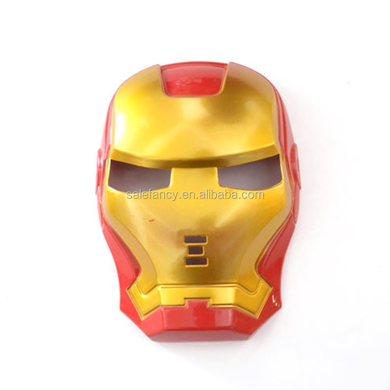 iron man mask Halloween Masquerade Party iron man costume Mask QMAK-2145