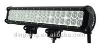 108w off road led light bar 4x4 led driving light bar for trucks UTV OFF ROAD CAR MINING