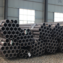 St37 Steel Material Properties Mild Carbon Seamless Steel Pipe