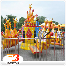 Chinese supplier Theme Park Games Rotation Happy Kangaroo Indoor&Outdoor Amusement Kiddie Rides