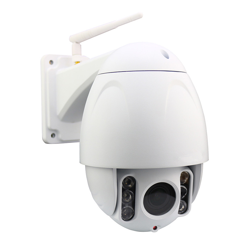 Security Surveillance dome camera full HD 1080P ip dome camera Night vision IR ccvt wifi ip dome camera outdoor