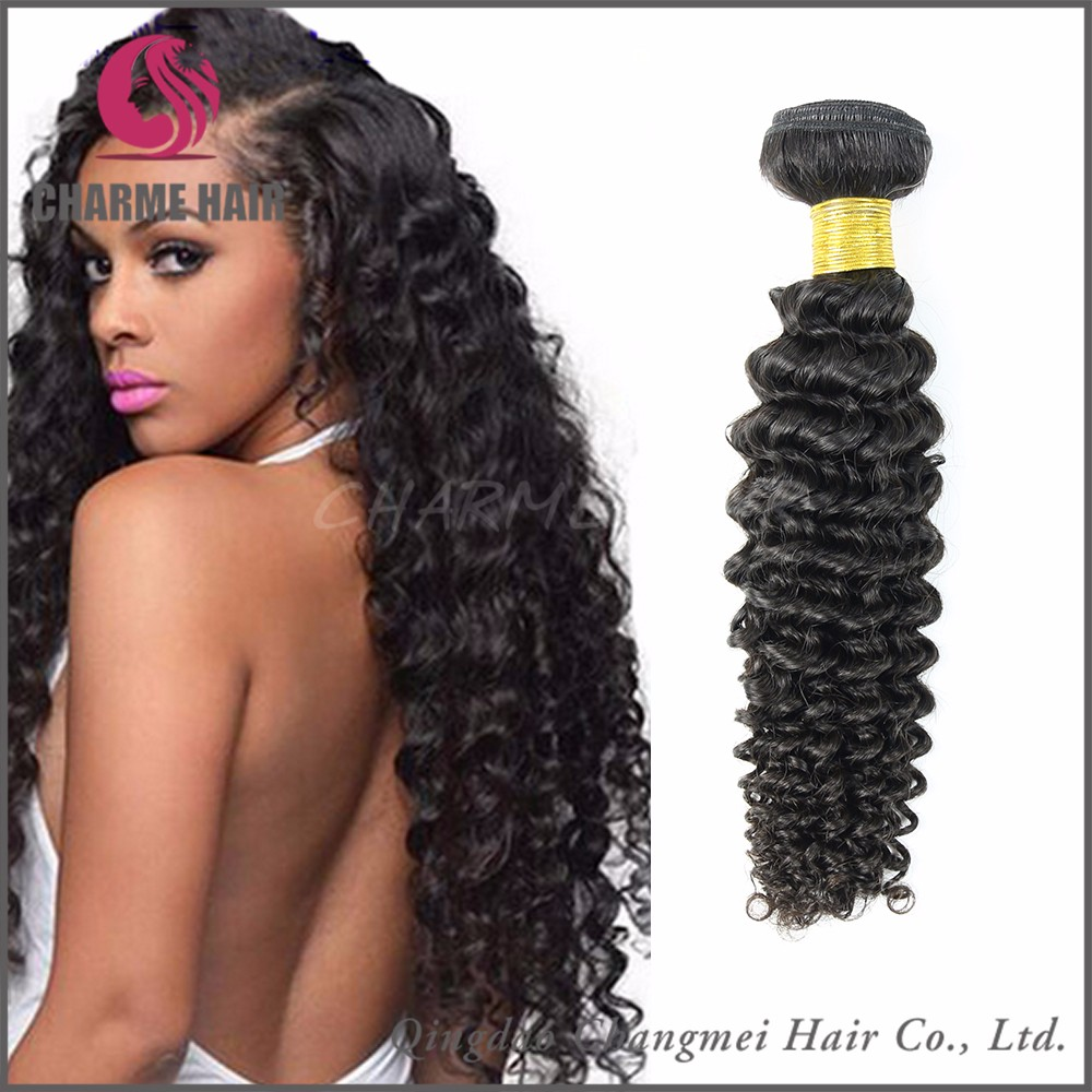 Factory Price Cambodian Human Hair Curly Hair Extension For Black Woman