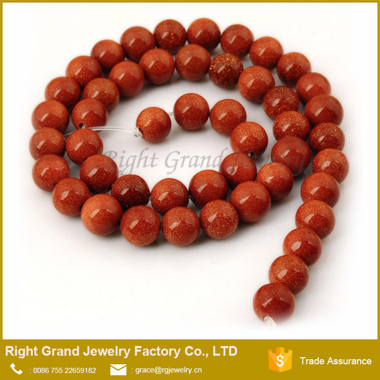 Natural semi precious stone 6mm 8mm 10mm Round beads Jewelry Red Loose Beads