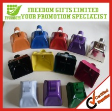 Most Popular Logo Printed Promotional Metal Cowbell