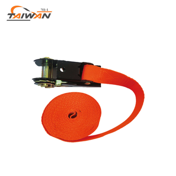 stable OEM tie down logistics cargo ratchet strap