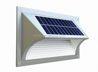 Waterproof Cheap Small Led Wall Solar Light With Timer