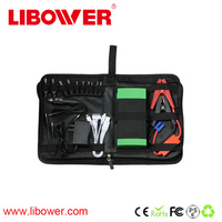 Libower High Performance Portable 15800mAh Manufacturer Emergency Kits 12V Mini Car Jump Starter With 2 LEDS Light
