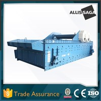 Allis Saga LS Series high efficiency linear motion vibrating screen