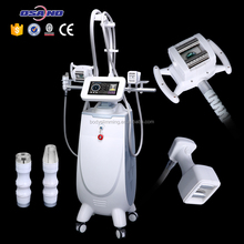 Best vacuum liposuction system slimming machine with 4 handles for whole body shaping