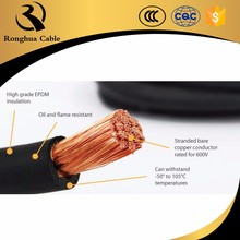 16mm industrial heat resistance welding cable