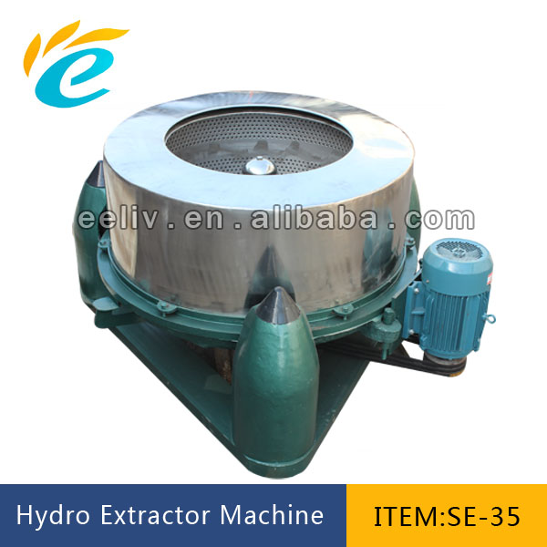 commercial industrial spin dryer for cloth