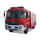 1000 gallon water fire truck small fire fighting truck 4000L for sale