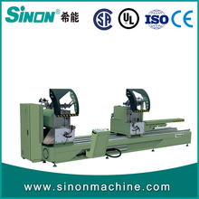 upvc Precise Double Mitre Cutting Saw/precise double head cutting machines for pvc / precise double mitre saw