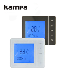 Digital Wall-mount Room Thermostat weekly Programmable With Large Screen