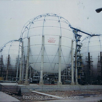 Steel structure storage tank Thermal Heat Insulation intermediate paint