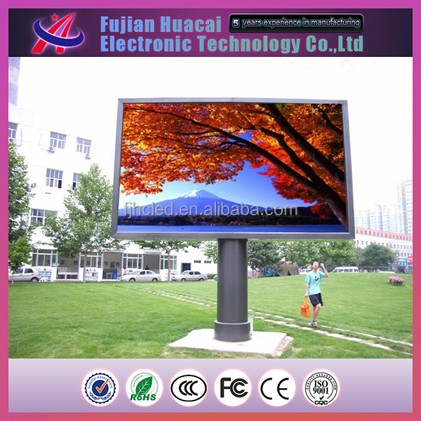 China factory outdoor ph10 led display module full color p10 led module price for sale