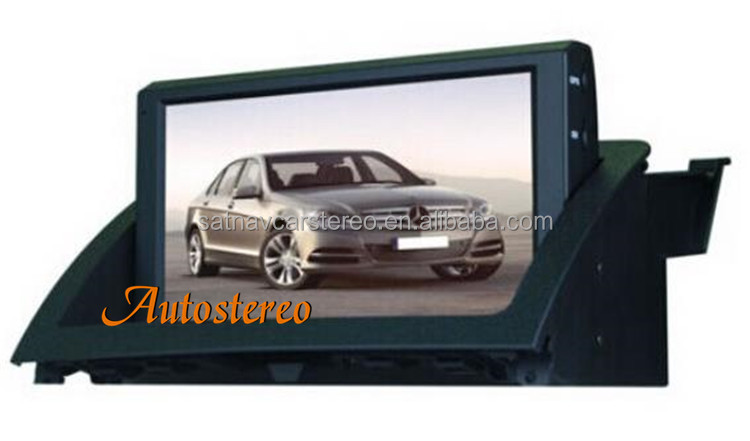 Autostereo Car Audio System for Mercedes C-Class W204 Car Radio with GPS DVD BT PIP SWC D-TV DVR RCA MP3 MP4 Touch Screen