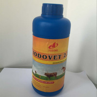Veterinary medicine iodophor disinfectant of Povidone iodine solution