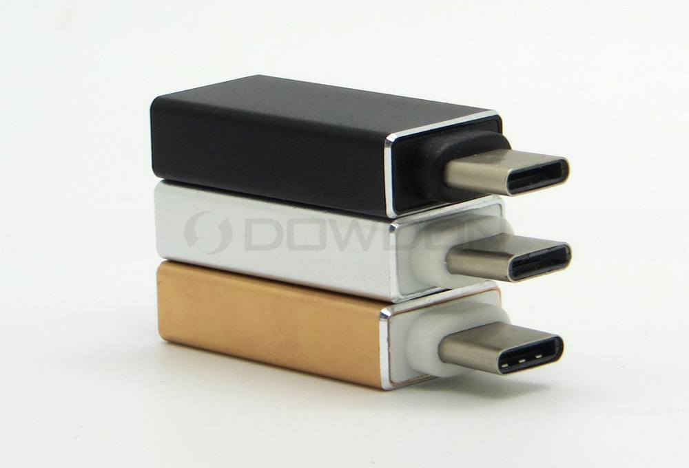 Type-C Male to USB3.0 Female OTG Data Sync Adapter for New MacBook