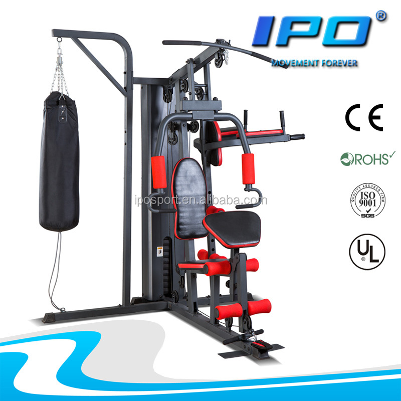 Chest exercises Comprehensive Training for three station Cheap Home Gym Fitness Machine