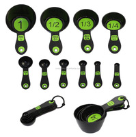 10 Piece Measuring Spoons and Measuring Cups KIT