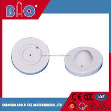 new EAS high quality plastic Small round Security RF Tag anti theft