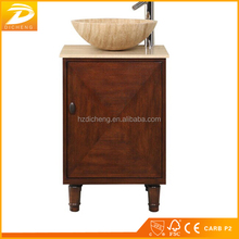 Small Size Free Standing Bathroom Corner Cabinet Artistic Nice Bathroom Vanity Cabinets