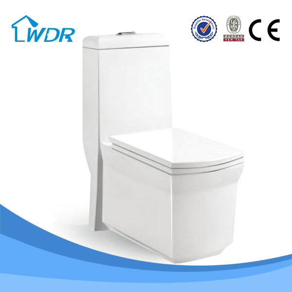 Home porcelain sanitary ware siphonic women stool wc toilet