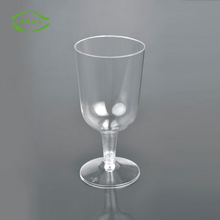 Smart design wine water medieval goblets size prices plastic food packaging fruit salad disposable cups for hot drinks