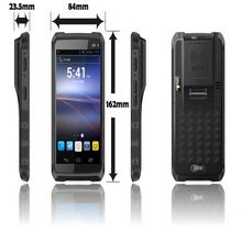 pda android with printer pda mobile phone pda with built-in printer