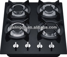 2015 built-in four burner gas hob with lowest price in china
