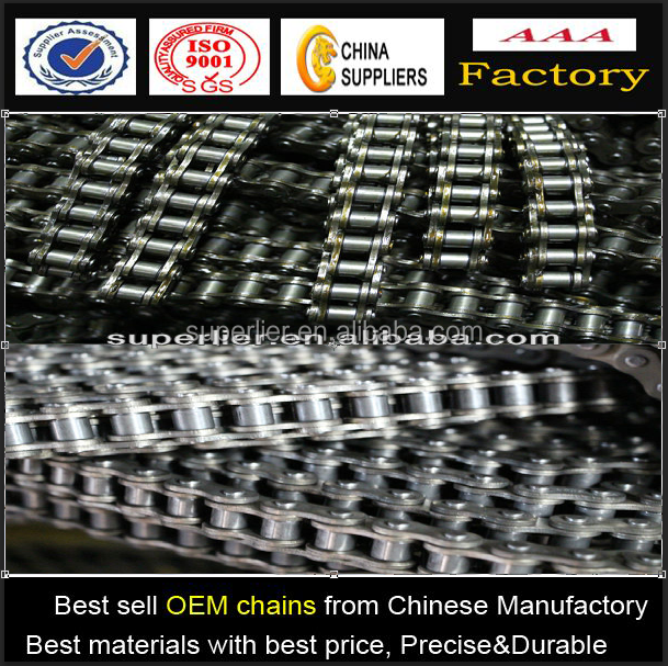 420-108 Links Driven Wheel Chain For Motorcycle