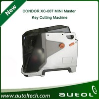 New Product IKEYCUTTER CONDOR XC-007 Mini AUTO KEY CUTTER CNC Master Series Key Cutting Machine