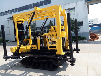 USA best selling hydraulic drill rigs at best price ratio