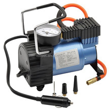 H70106 HEAVY DUTY MINI PORTABLE 12V AIR COMPRESSOR - 150 PSI (10 BAR) WITH ADAPTORS